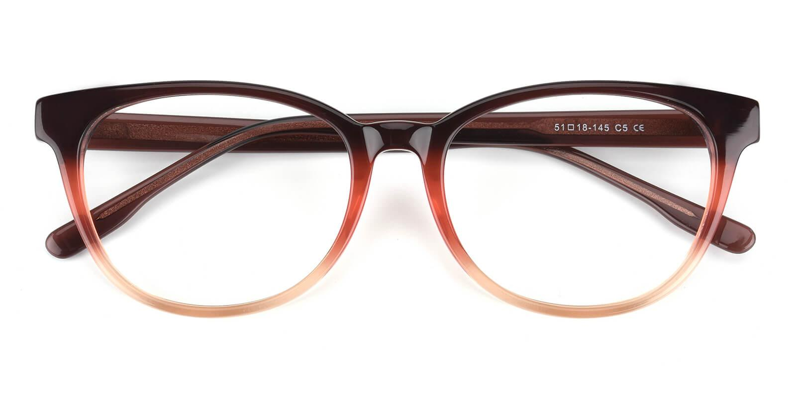 Zona-Brown-Cat-Acetate-Eyeglasses-detail