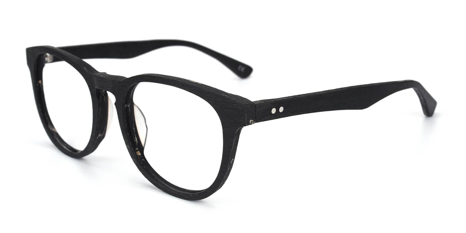 Rechela-Black-Round-Acetate-Eyeglasses-additional1