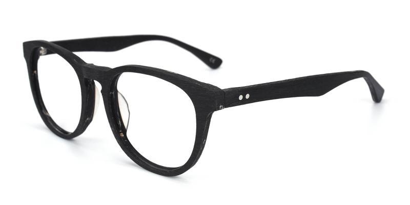 Rechela-Black-Eyeglasses