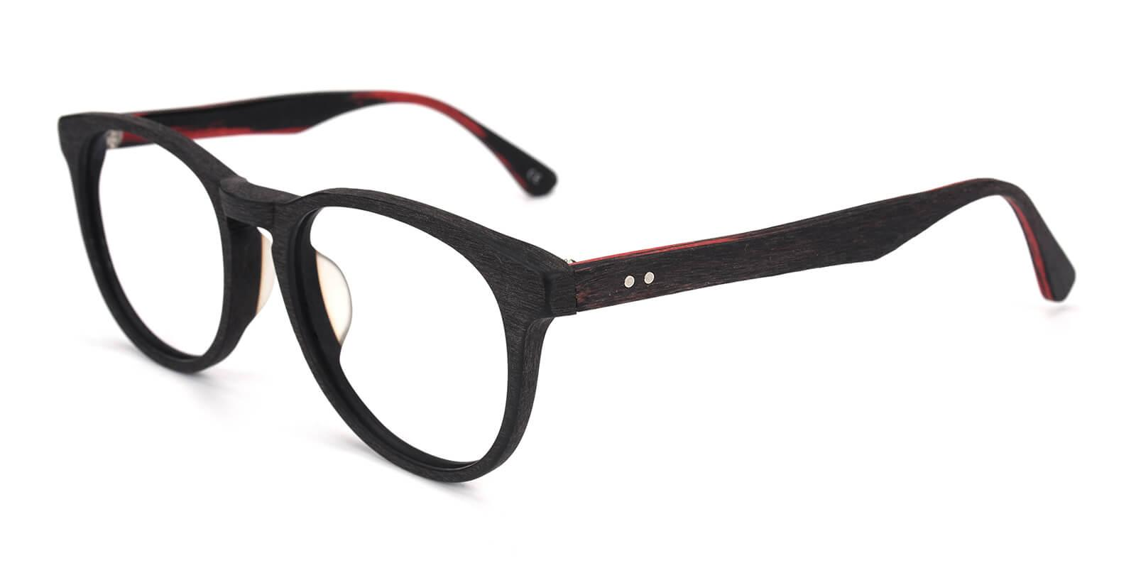 Rechela-Red-Round-Acetate-Eyeglasses-additional1