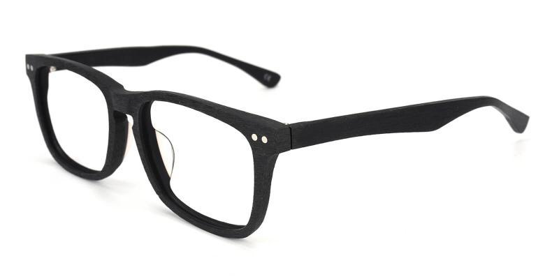 Bruke-Black-Eyeglasses