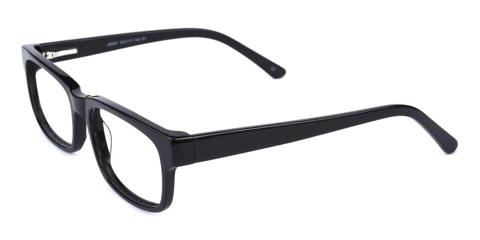 Eware-Black-Rectangle-Acetate-Eyeglasses-detail