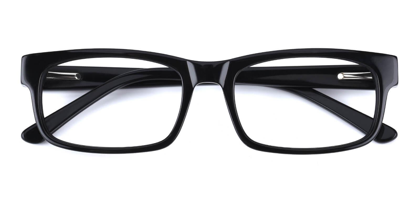 Eware-Black-Rectangle-Acetate-Eyeglasses-detail