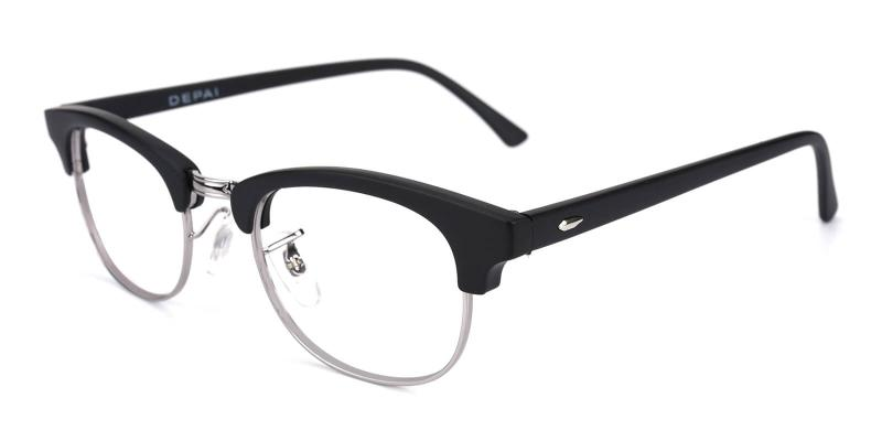 Sercily-Black-Eyeglasses