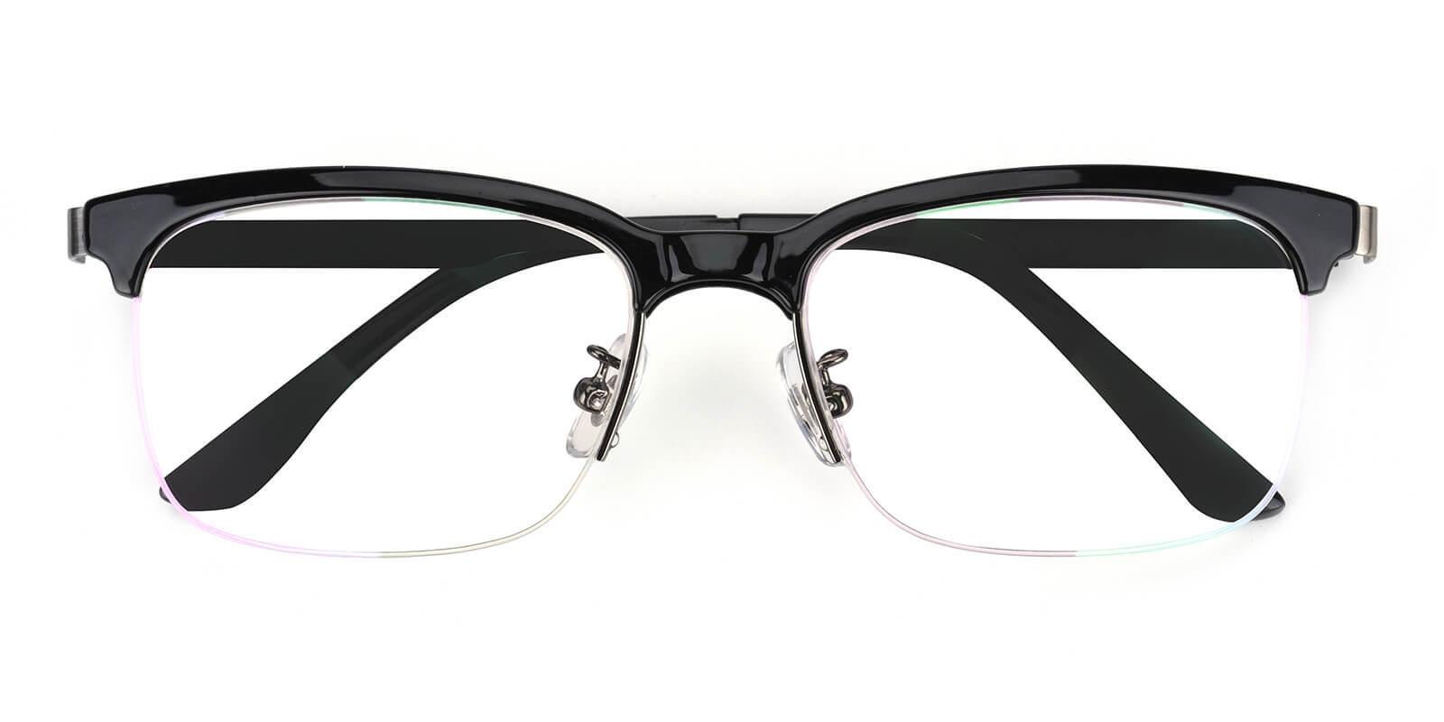 Foi-Black-Square-TR-Eyeglasses-detail