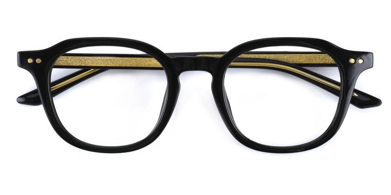 Dapper-Black-Eyeglasses