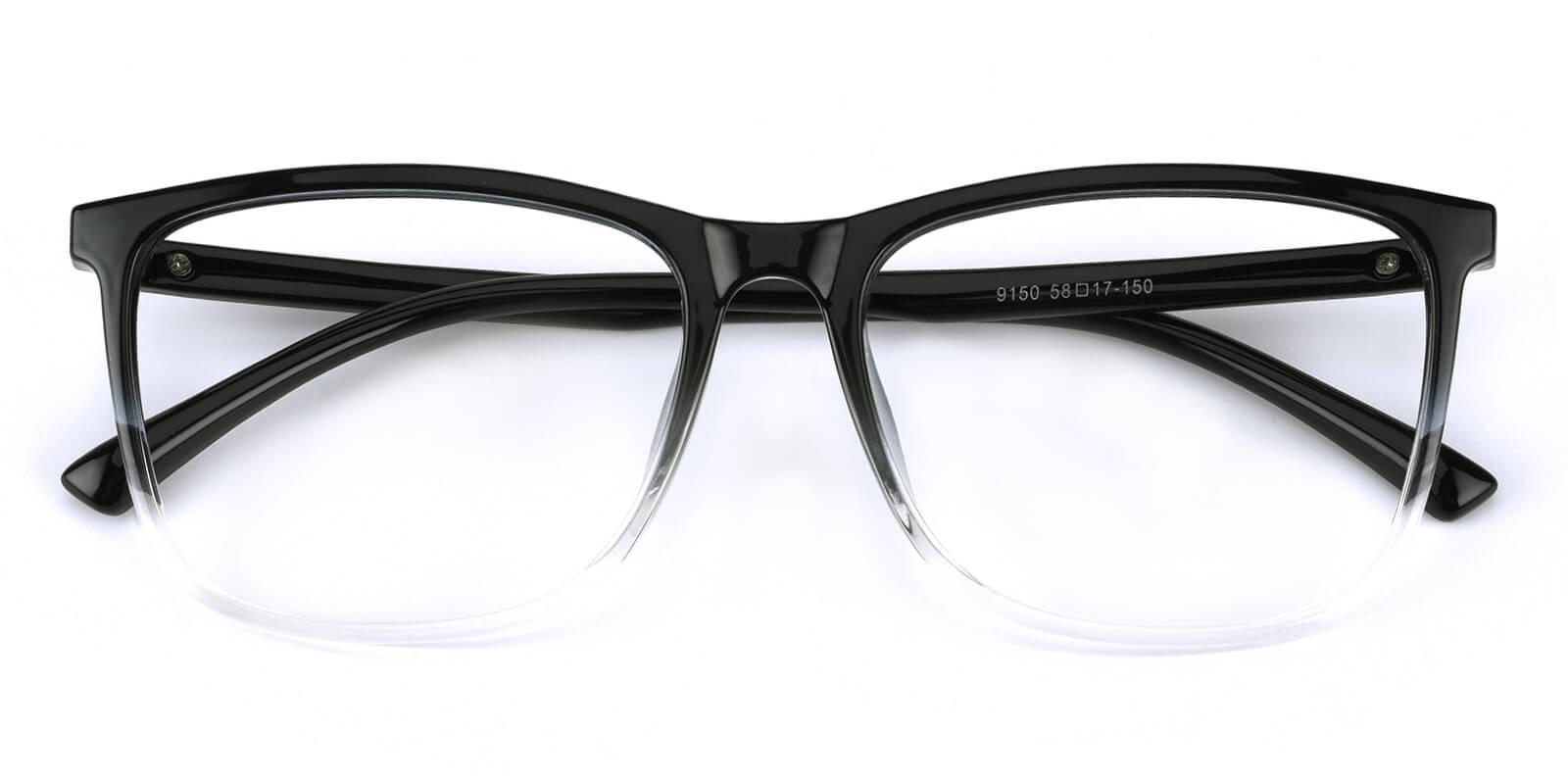 Poise-Black-Square-TR-Eyeglasses-detail