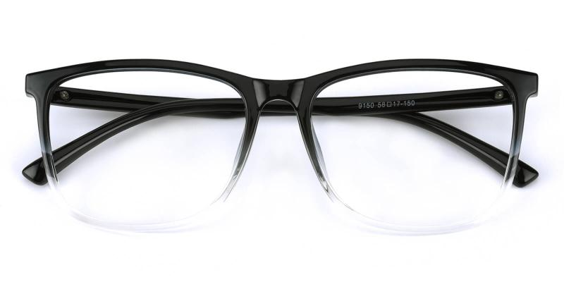 Poise-Black-Eyeglasses