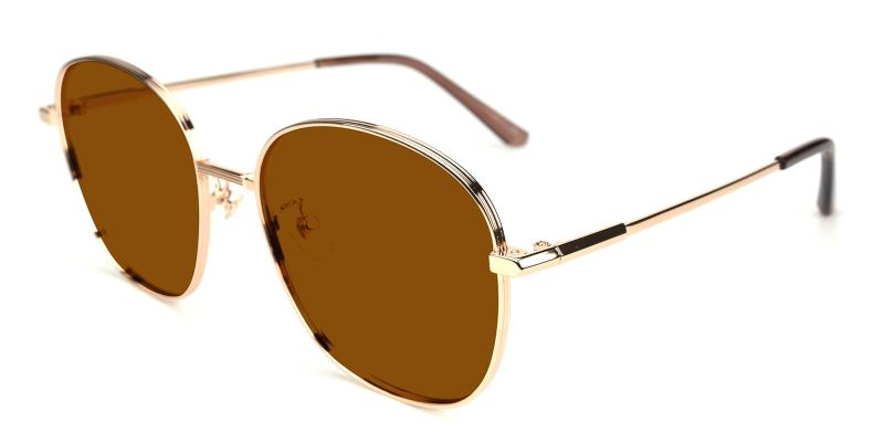 Tinkerbell-Brown-Sunglasses