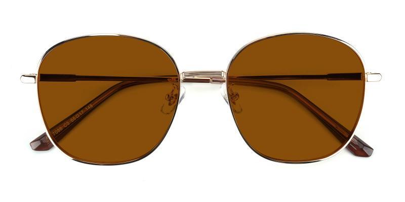 Tinkerbell-Brown-Sunglasses