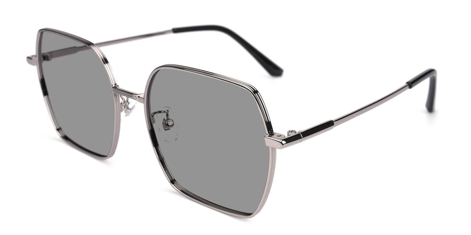 Quinny-Silver-Square-Metal-Sunglasses-additional1