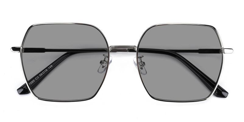 Quinny-Silver-Sunglasses