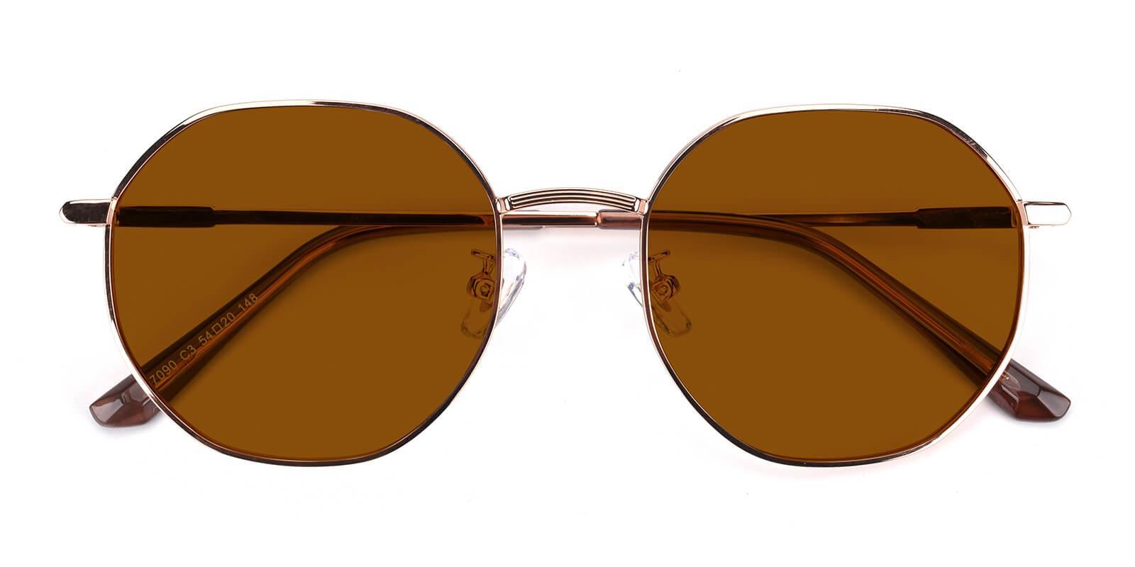 Sergi-Gold-Geometric-Metal-Sunglasses-detail