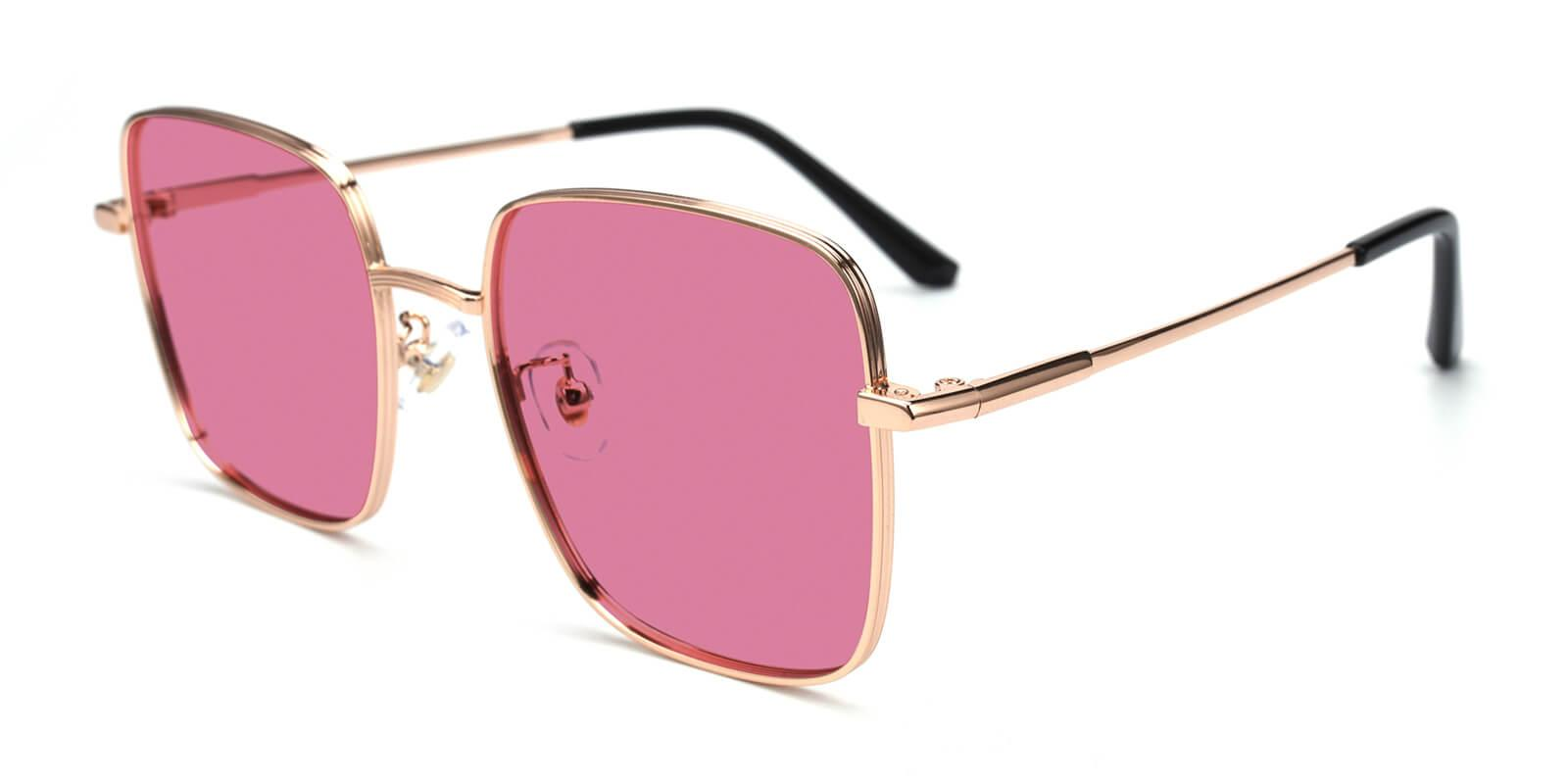 Noun-Gold-Square-Metal-Sunglasses-additional1