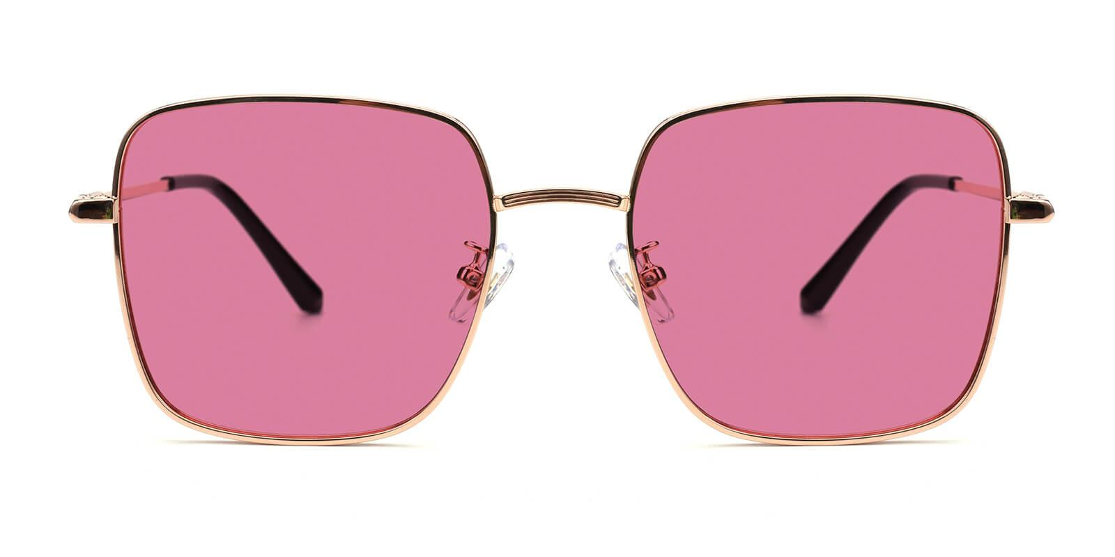 Noun-Gold-Square-Metal-Sunglasses-additional2
