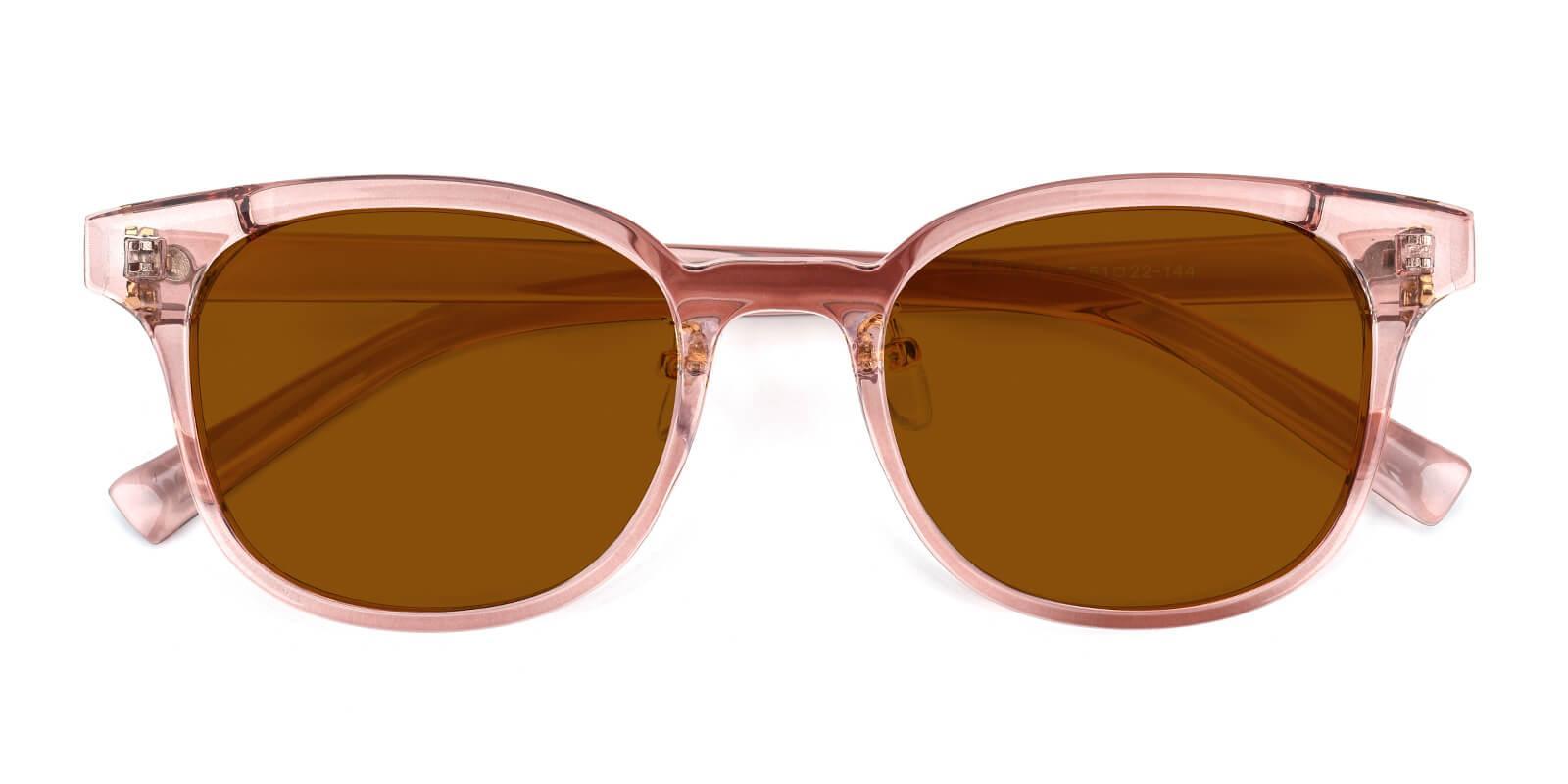 Soyok-Pink-Cat / Square-TR-Sunglasses-detail