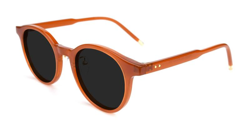Chiny-Brown-Fashion / SpringHinges / Sunglasses / UniversalBridgeFit