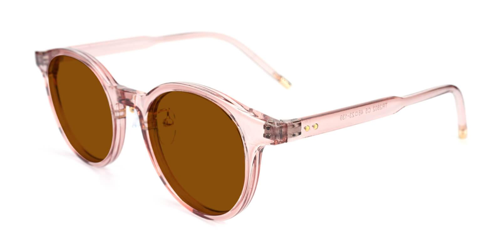 Chiny-Pink-Round / Cat-TR-Sunglasses-detail
