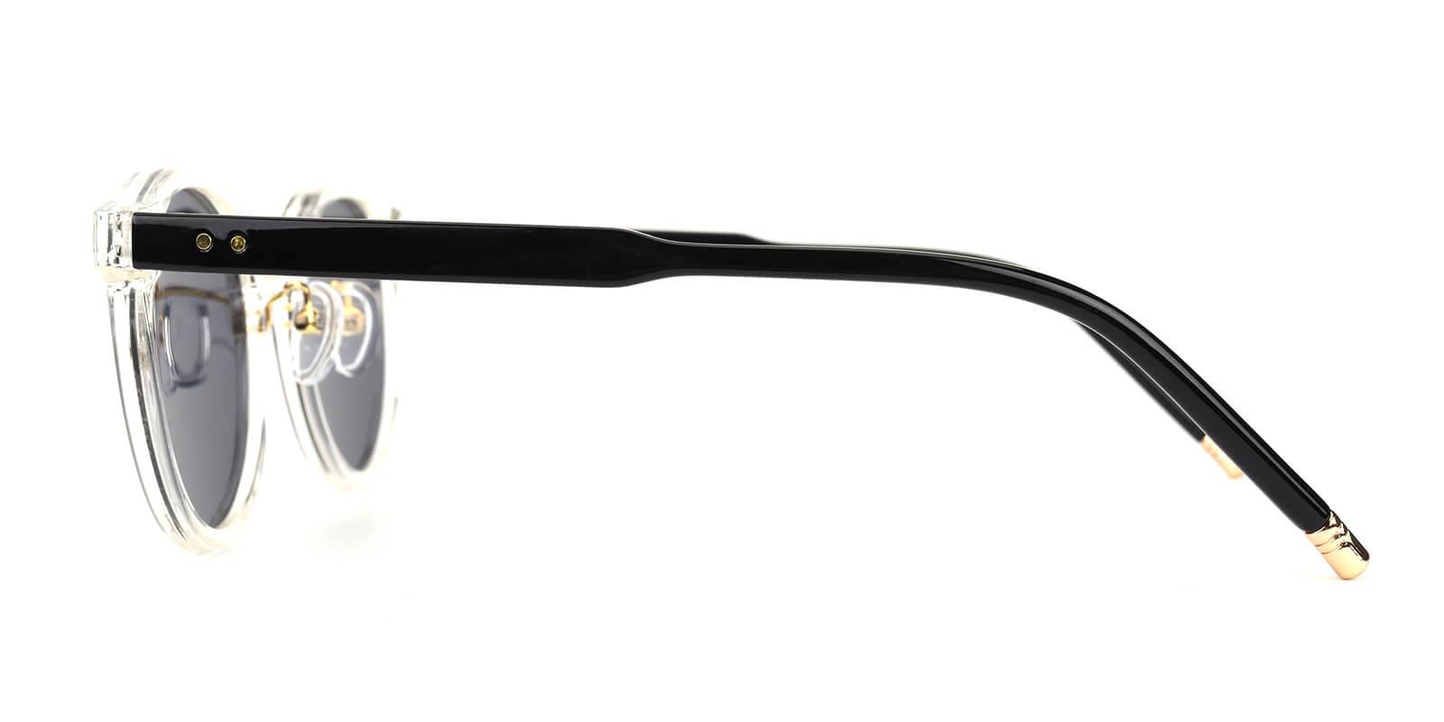 Chiny-Translucent-Round / Cat-TR-Sunglasses-detail