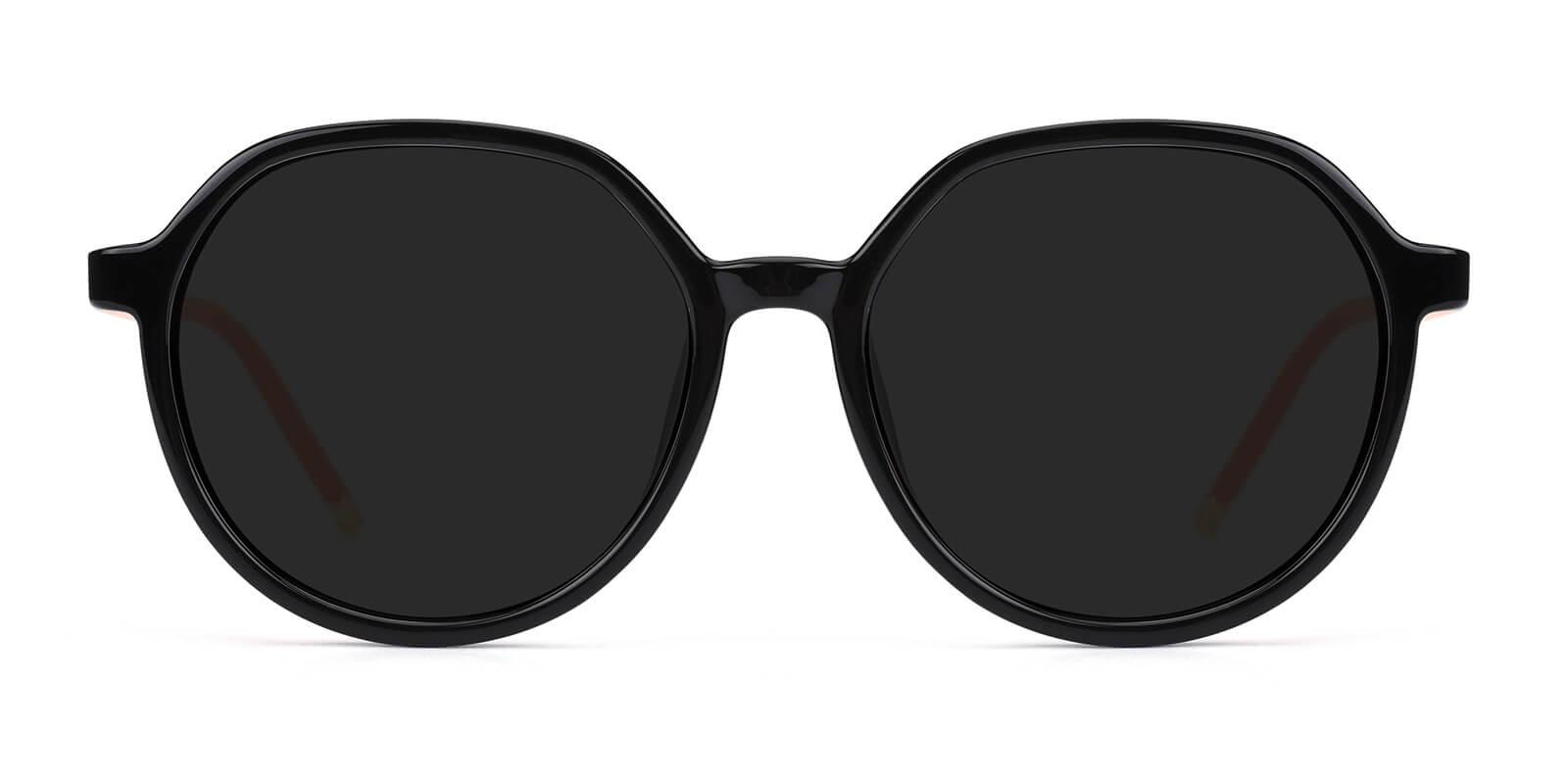 Songi-Black-Round-TR-Sunglasses-additional2