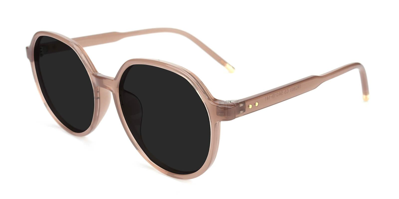 Songi-Pink-Round-TR-Sunglasses-additional1