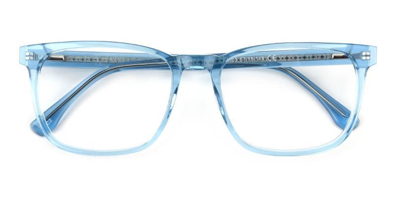Tages-Blue-Eyeglasses