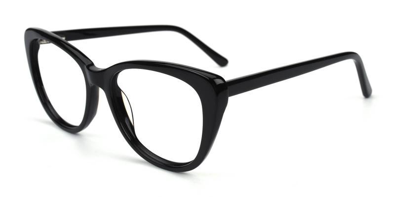 Secretly-Black-Eyeglasses
