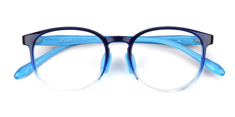 Malon-Blue-Eyeglasses