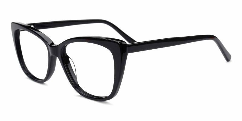Kiko-Black-Eyeglasses