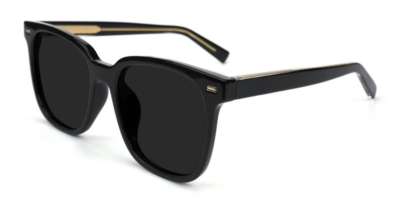 Leay-Black-Sunglasses