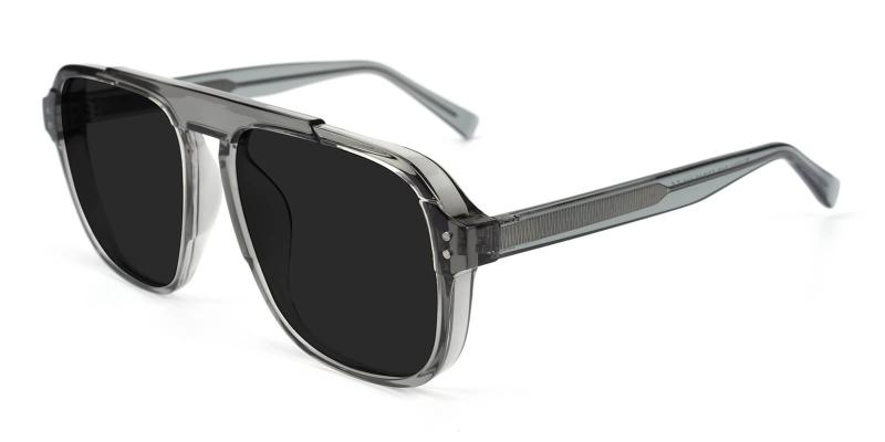 Shoren-Gray-Sunglasses