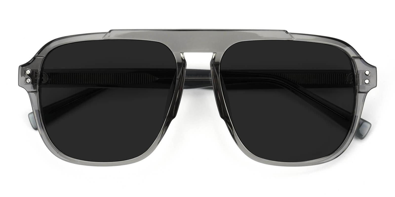 Shoren-Gray-Square-Acetate-Sunglasses-detail