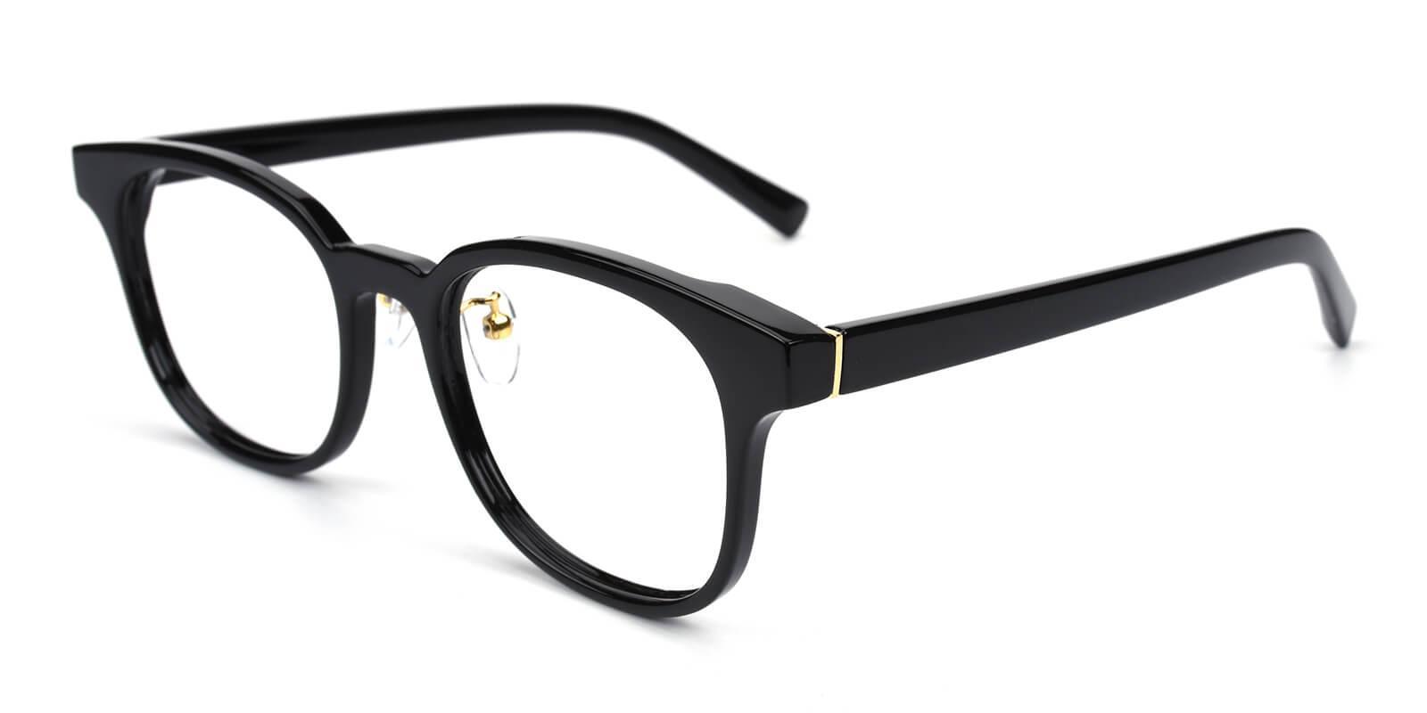 Durns-Black-Square-TR-Eyeglasses-detail