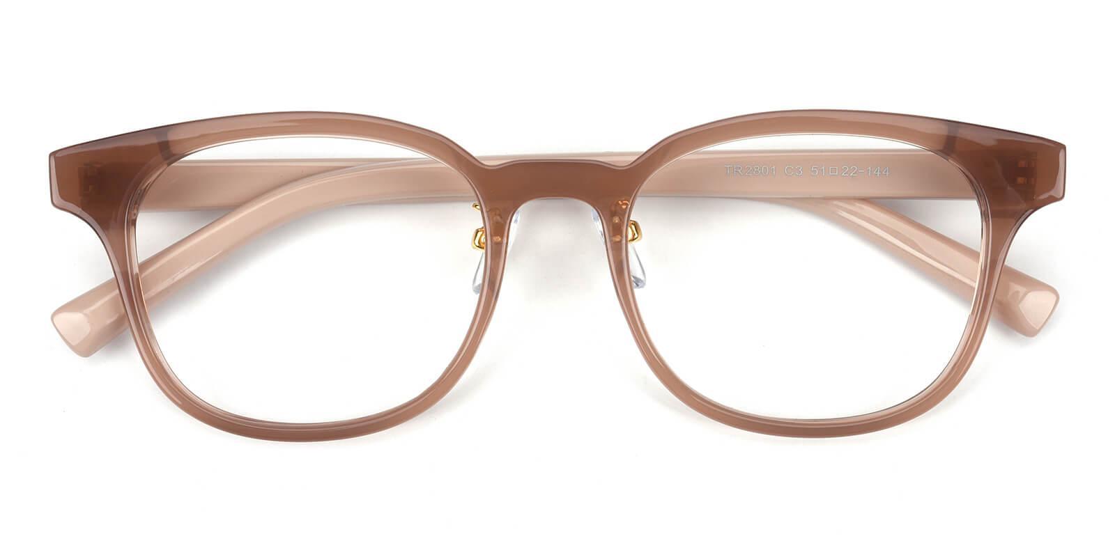 Durns-Brown-Square-TR-Eyeglasses-detail