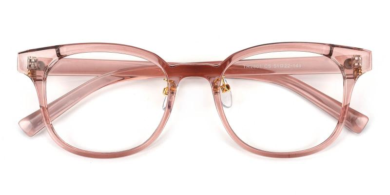 Durns-Pink-Eyeglasses