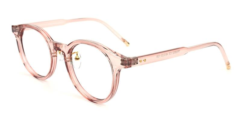 Kron-Pink-Eyeglasses