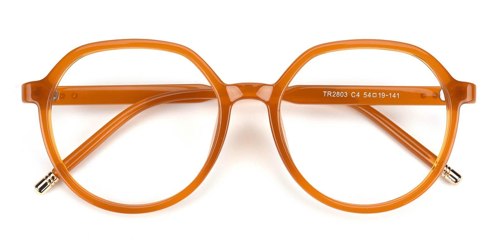 ToBoi-Brown-Round-TR-Eyeglasses-detail