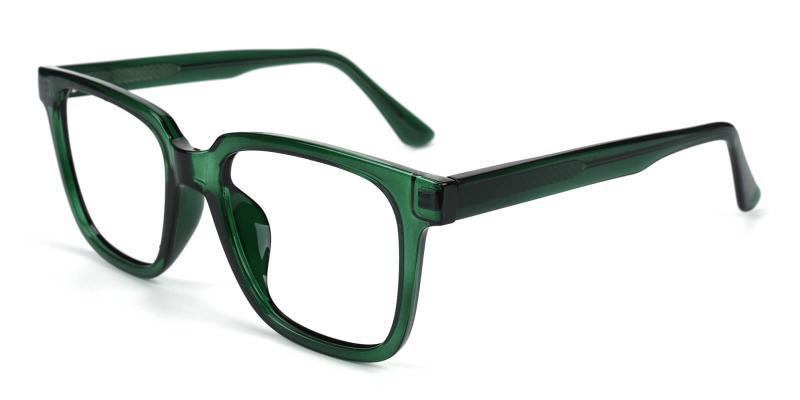 Jadeite-Green-Eyeglasses / Fashion / SpringHinges / UniversalBridgeFit