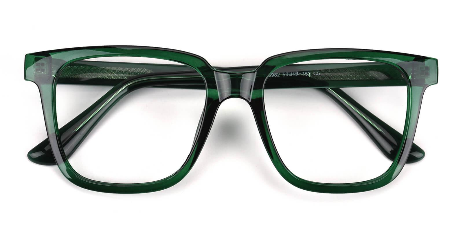Jadeite-Green-Square-Acetate-Eyeglasses-detail