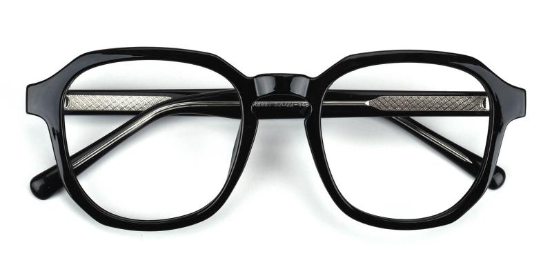 Emmar-Black-Eyeglasses