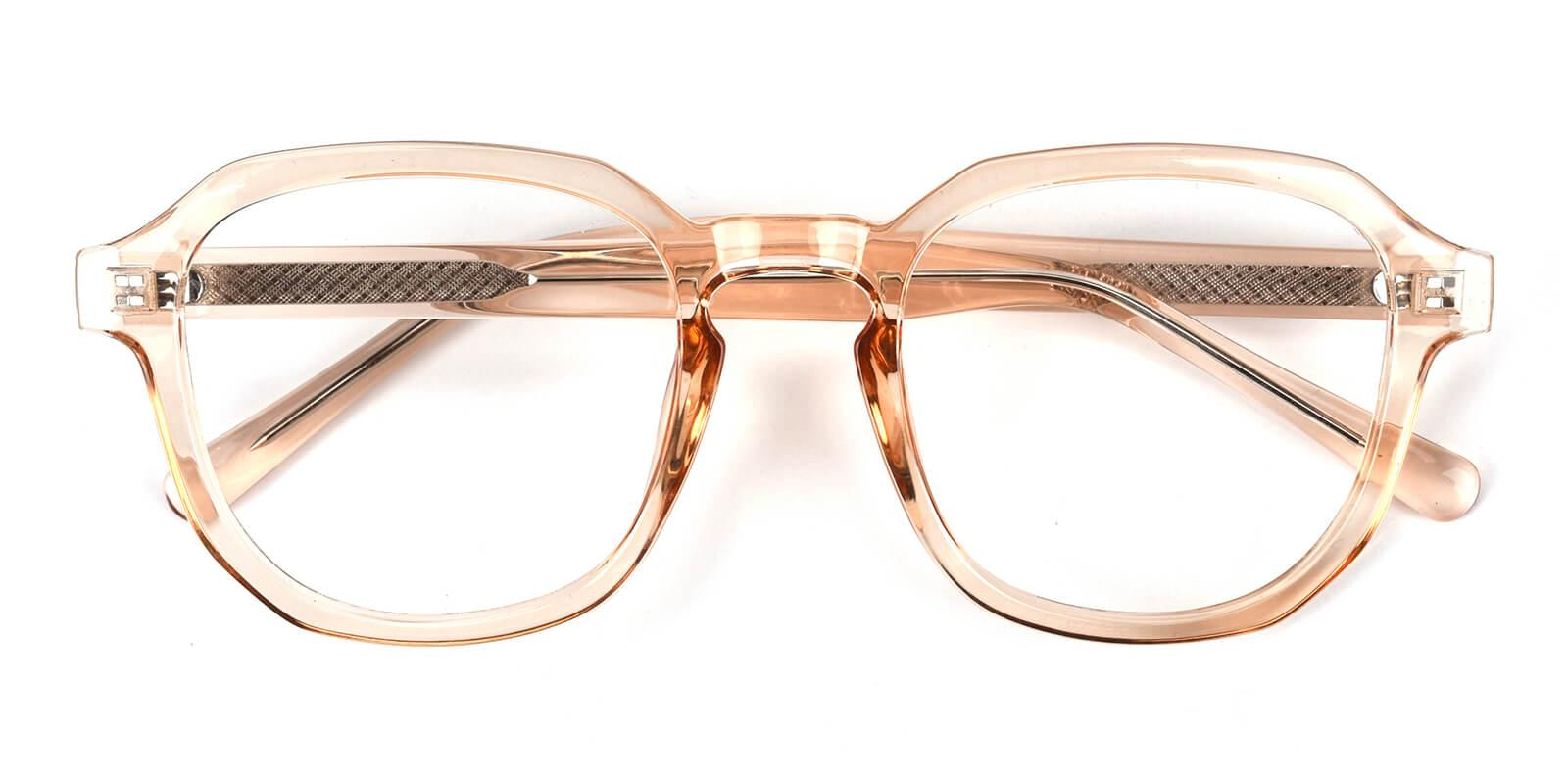Emma-Orange-Square-Acetate-Eyeglasses-detail