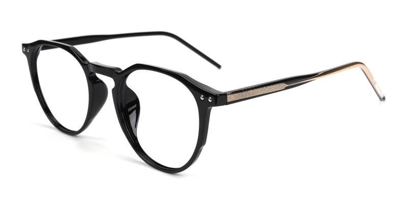 Mila-Black-Eyeglasses