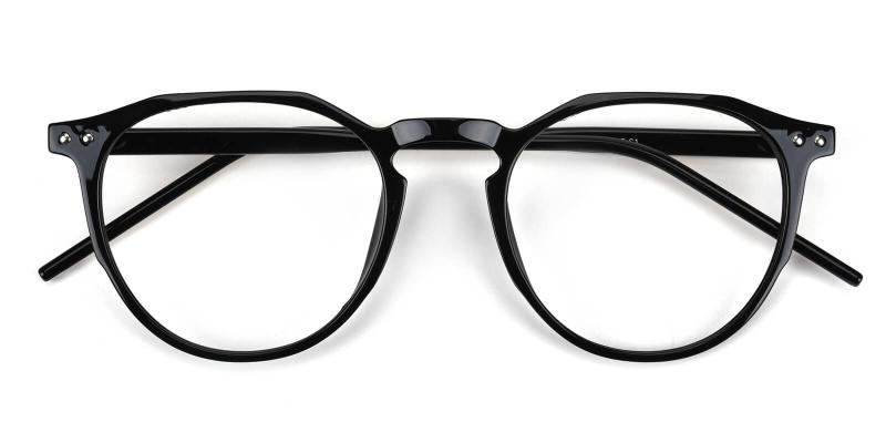 Mila-Black-Eyeglasses