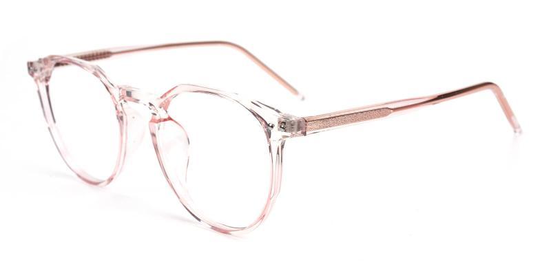 Mila-Pink-Eyeglasses