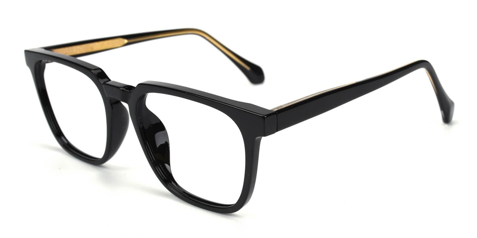 Gekay-Black-Square-Acetate-Eyeglasses-detail