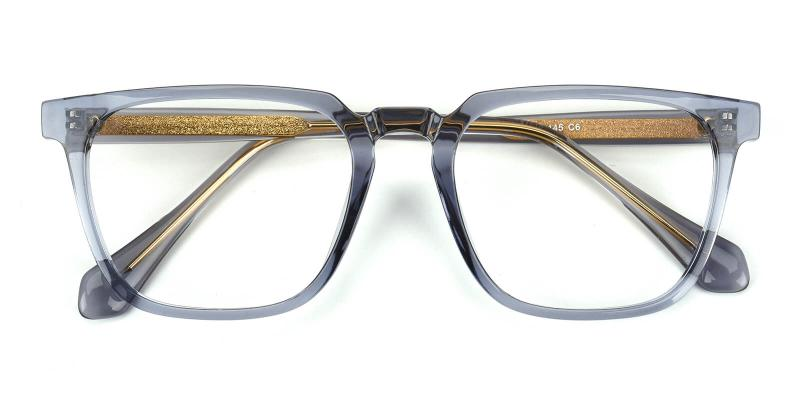 Gekay-Gray-Eyeglasses