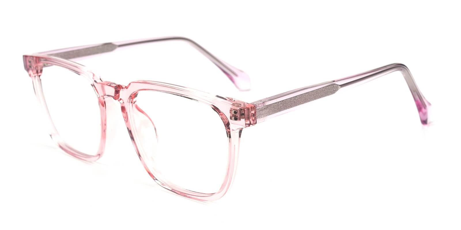 Gekay-Pink-Square-Acetate-Eyeglasses-detail