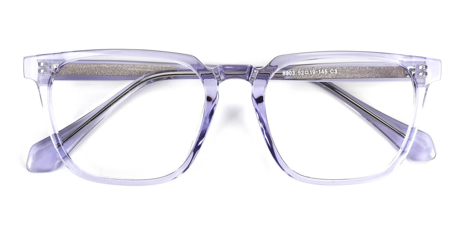 Gekay-Purple-Square-Acetate-Eyeglasses-detail