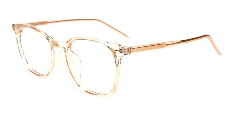 Linking-Orange-Eyeglasses