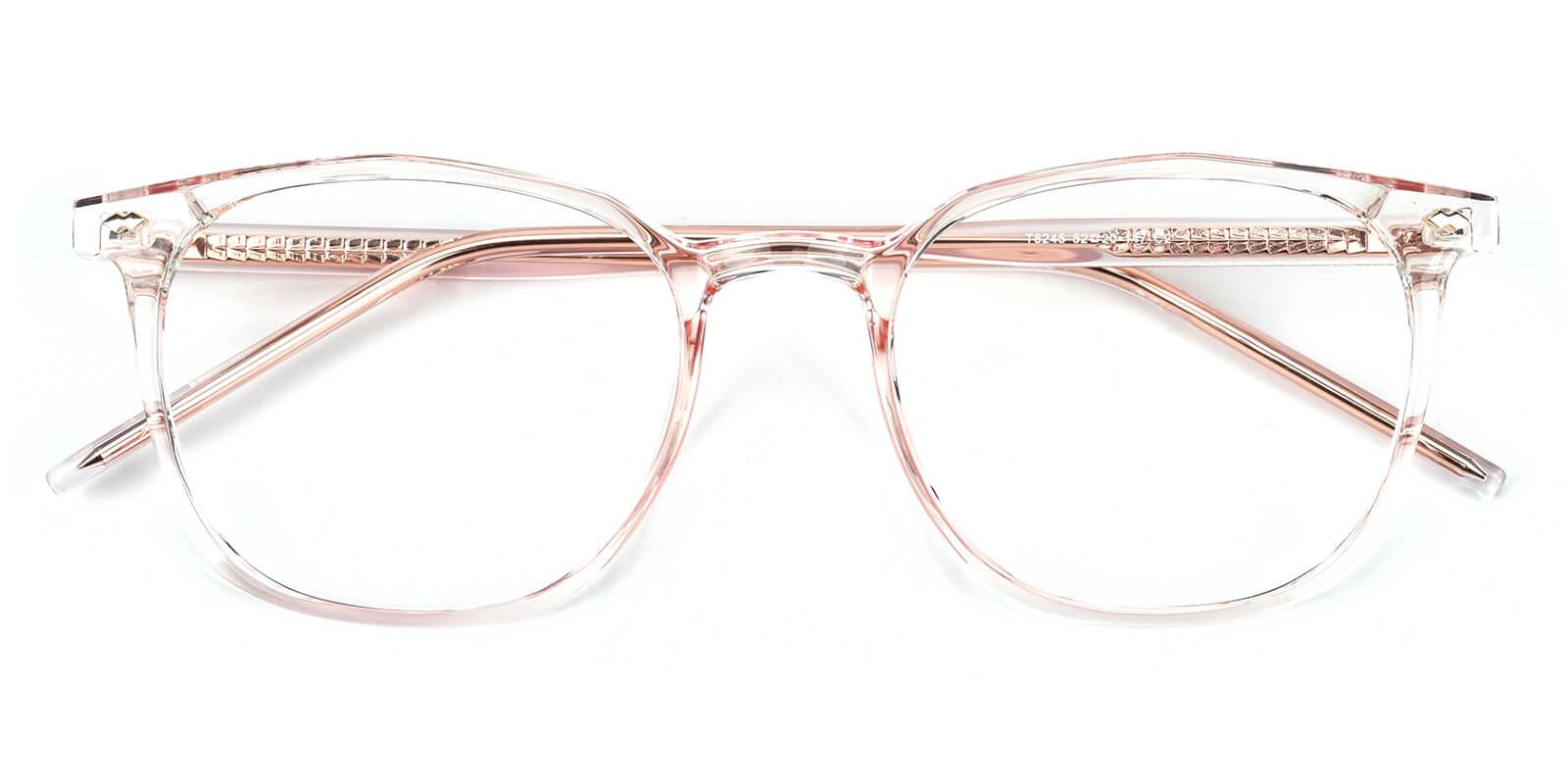 Linking-Pink-Round-Acetate-Eyeglasses-detail